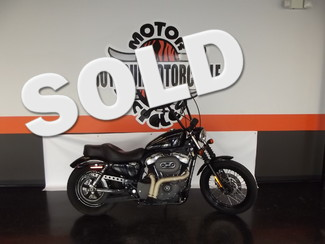 2008 Harley Davidson SPORTSTER XL1200N NIGHTSTER Arlington, Texas
