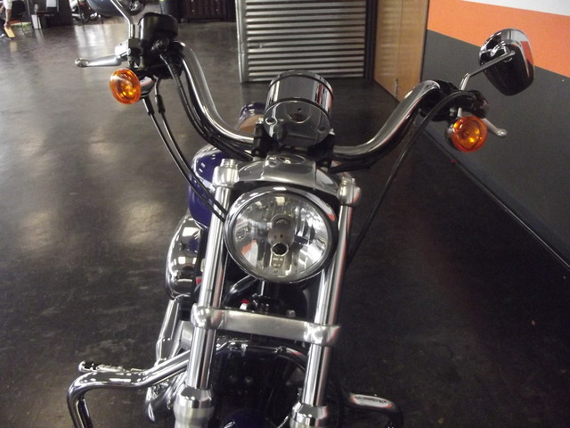 2008 Harley-Davidson Sportster 883 LOW XL883L CUSTOM PAINT Arlington, Texas 7