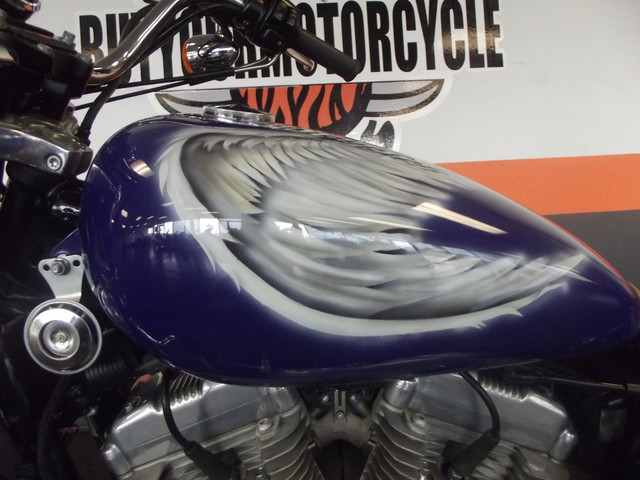 2008 Harley-Davidson Sportster 883 LOW XL883L CUSTOM PAINT Arlington, Texas 4