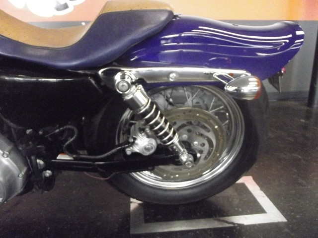 2008 Harley-Davidson Sportster 883 LOW XL883L CUSTOM PAINT Arlington, Texas 6