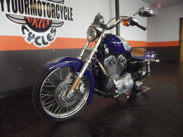 2008 Harley-Davidson Sportster 883 LOW XL883L CUSTOM PAINT Arlington, Texas 1