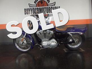 2008 Harley-Davidson Sportster 883 LOW XL883L CUSTOM PAINT Arlington, Texas