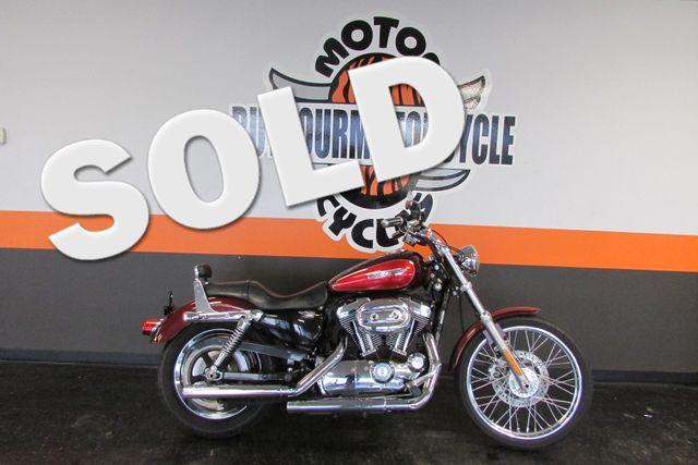 2008 Harley-Davidson Sportster® 1200 Custom Arlington, Texas 0