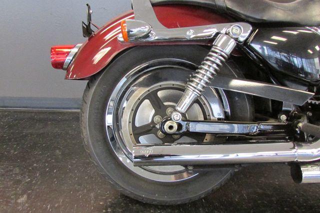 2008 Harley-Davidson Sportster® 1200 Custom Arlington, Texas 11