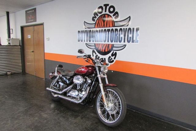 2008 Harley-Davidson Sportster® 1200 Custom Arlington, Texas 2