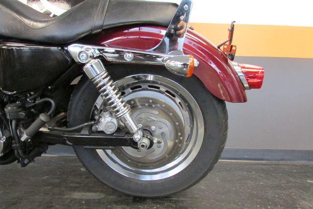 2008 Harley-Davidson Sportster® 1200 Custom Arlington, Texas 32