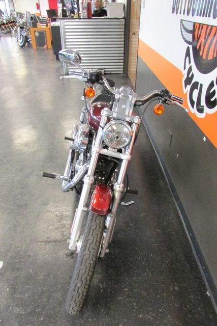2008 Harley-Davidson Sportster® 1200 Custom Arlington, Texas 4