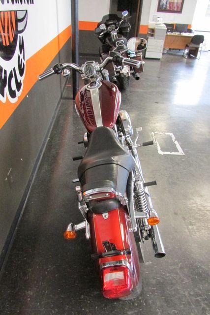 2008 Harley-Davidson Sportster® 1200 Custom Arlington, Texas 9
