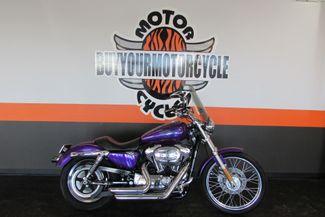 2008 Harley-Davidson Sportster® 1200 Custom Arlington, Texas