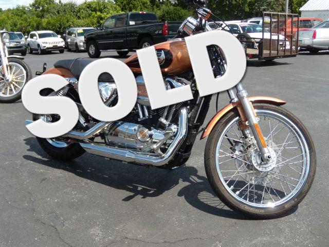 2008 Harley-Davidson Sportster® 1200 Custom Ephrata, PA 0