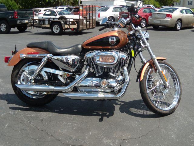 2008 Harley-Davidson Sportster® 1200 Custom Ephrata, PA 1