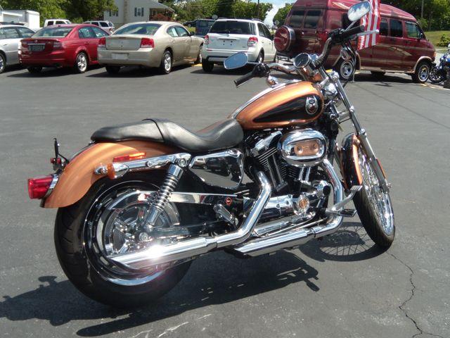 2008 Harley-Davidson Sportster® 1200 Custom Ephrata, PA 2