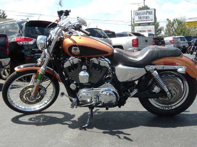 2008 Harley-Davidson Sportster® 1200 Custom Ephrata, PA 5