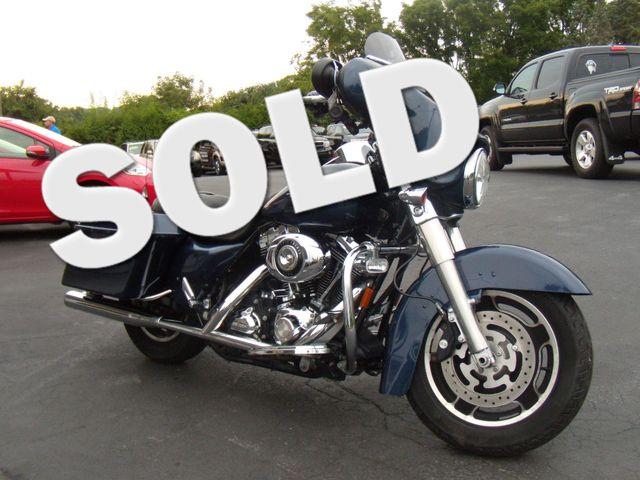 2008 Harley-Davidson Street Glide™ Base Ephrata, PA 0