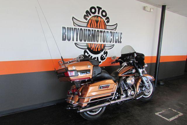 2008 Harley Davidson ULTRA CLASSIC ELECTRA GLIDE FLHTCU Arlington, Texas 1
