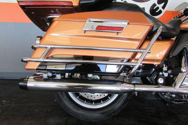 2008 Harley Davidson ULTRA CLASSIC ELECTRA GLIDE FLHTCU Arlington, Texas 13