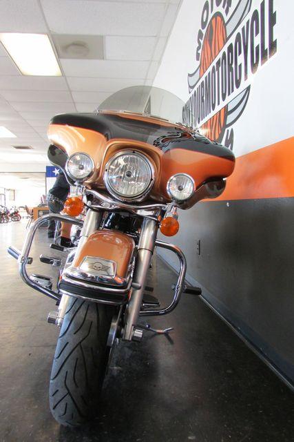 2008 Harley Davidson ULTRA CLASSIC ELECTRA GLIDE FLHTCU Arlington, Texas 3