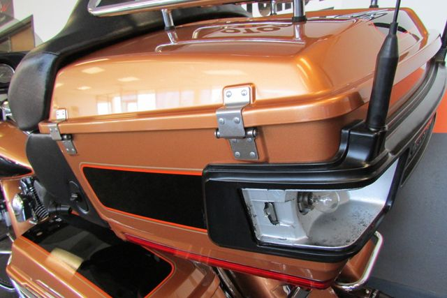 2008 Harley Davidson ULTRA CLASSIC ELECTRA GLIDE FLHTCU Arlington, Texas 44