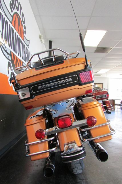 2008 Harley Davidson ULTRA CLASSIC ELECTRA GLIDE FLHTCU Arlington, Texas 8