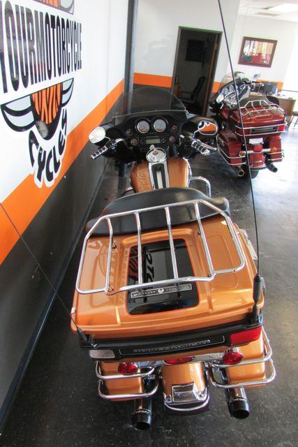 2008 Harley Davidson ULTRA CLASSIC ELECTRA GLIDE FLHTCU Arlington, Texas 9