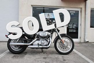 2008 Harley Davidson XL883 Dania Beach, Florida