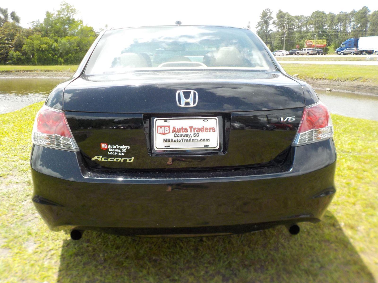 2008 Honda Accord EX L city SC Myrtle Beach Auto Traders