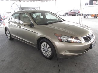 2008 Honda Accord LX Gardena, California 3