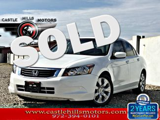 2008 Honda Accord EX | Lewisville, Texas | Castle Hills Motors in Lewisville Texas