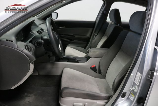 2008 Honda Accord LX-P Merrillville, Indiana 10