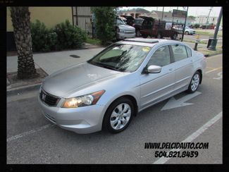 2008 Honda Accord EX-L, Leather! Sunroof! Clean CarFax! New Orleans, Louisiana
