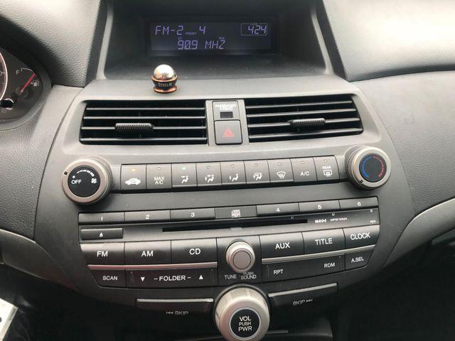 2008 Honda Accord LX-P Plano, Texas 12