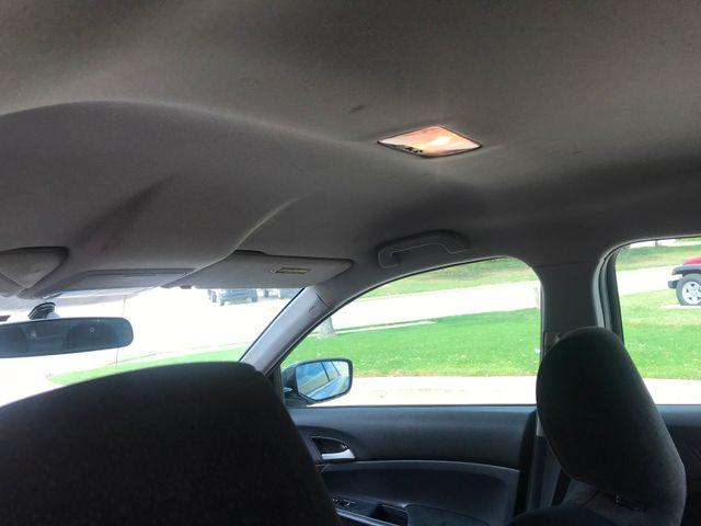 2008 Honda Accord LX-P Plano, Texas 17