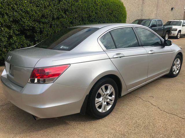 2008 Honda Accord LX-P Plano, Texas 2
