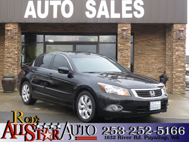 2008 Honda Accord EX-L When it comes to Hondas the wealth of trim packages can get rather conf