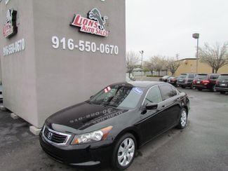 2008 Honda Accord EX-L Sacramento, CA