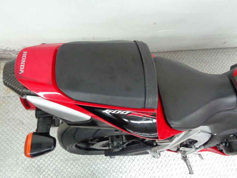 2008 Honda CBR 600RR   Oklahoma  Action PowerSports  in Tulsa, Oklahoma