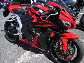 2008 Honda CBR600RR Spartanburg, South Carolina