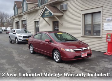 2008 Honda Civic EX in Brockport,