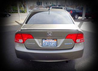 2008 Honda Civic Hybrid Sedan Chico, CA 7