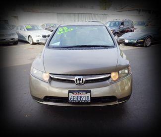 2008 Honda Civic Hybrid Sedan Chico, CA 6