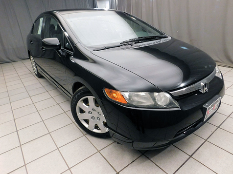 2008 Honda Civic LX As low as $799 DOWN in Cleveland, Ohio