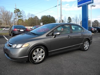 2008 Honda Civic LX Dalton, Georgia 30721