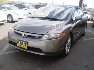 2008 Honda Civic Si Englewood, Colorado 3