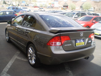 2008 Honda Civic Si Englewood, Colorado 4