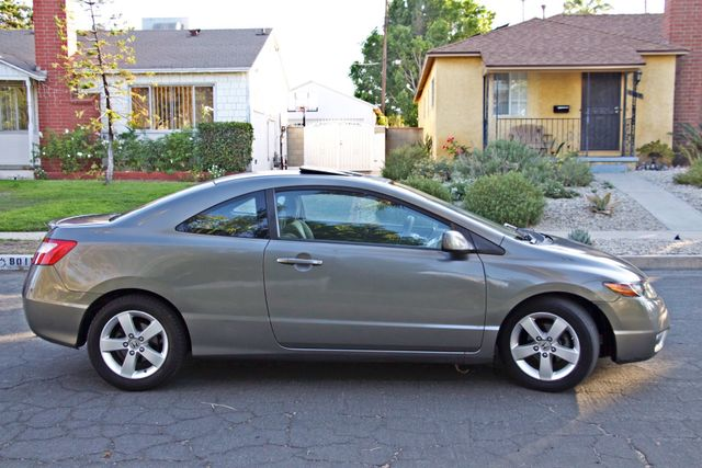 2008 Honda CIVIC EX COUPE SUNROOF AUOMATIC 1-OWNER SERVICE RECORDS Woodland Hills, CA 11