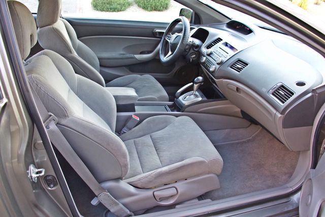 2008 Honda CIVIC EX COUPE SUNROOF AUOMATIC 1-OWNER SERVICE RECORDS Woodland Hills, CA 23
