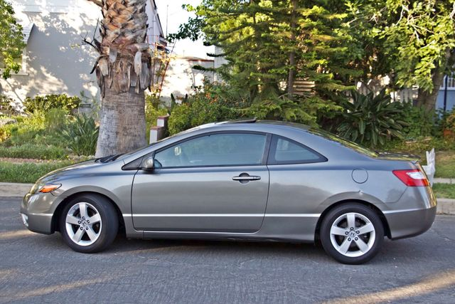 2008 Honda CIVIC EX COUPE SUNROOF AUOMATIC 1-OWNER SERVICE RECORDS Woodland Hills, CA 5