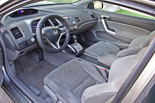 2008 Honda CIVIC EX COUPE SUNROOF AUOMATIC 1-OWNER SERVICE RECORDS Woodland Hills, CA 16