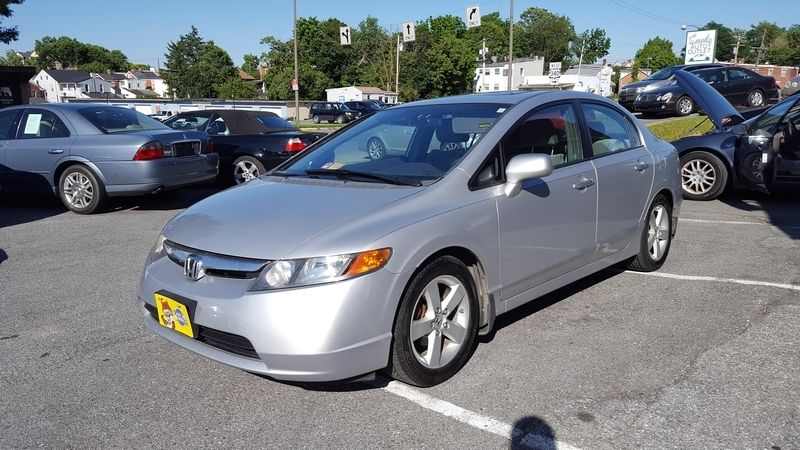 2008 Honda Civic EX  in Frederick, Maryland