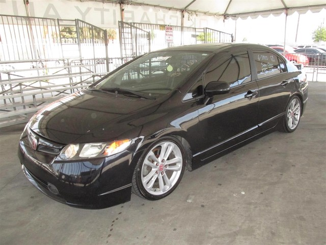 2008 Honda Civic Si Please call or e-mail to check availability All of our vehicles are availab